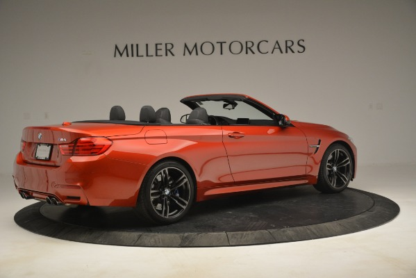 Used 2016 BMW M4 for sale Sold at Alfa Romeo of Greenwich in Greenwich CT 06830 9