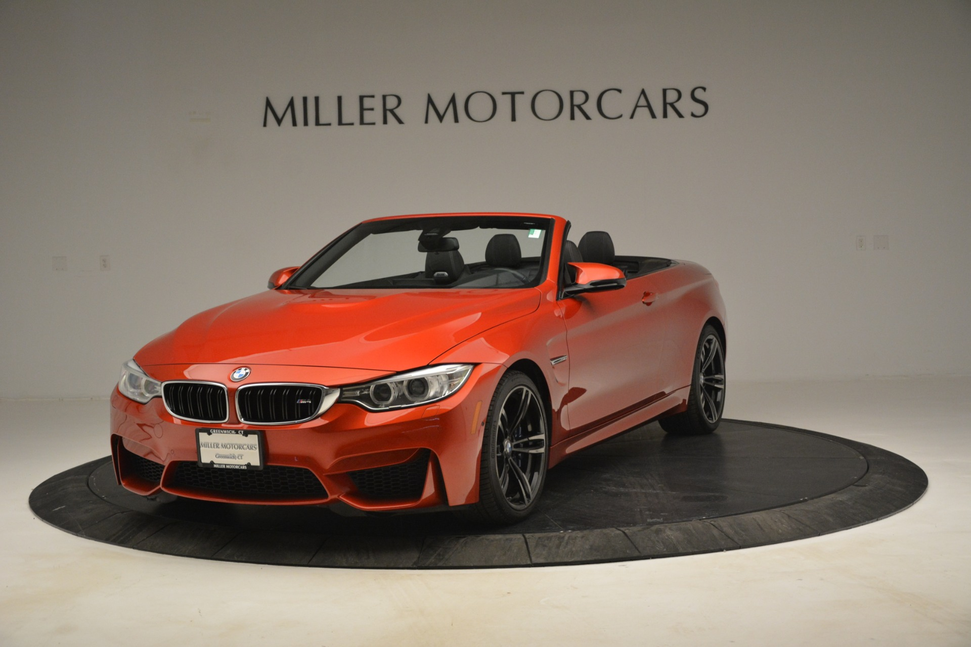 Used 2016 BMW M4 for sale Sold at Alfa Romeo of Greenwich in Greenwich CT 06830 1