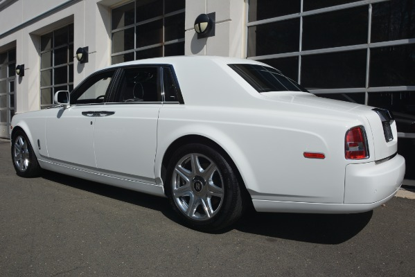 Used 2014 Rolls-Royce Phantom for sale Sold at Alfa Romeo of Greenwich in Greenwich CT 06830 6