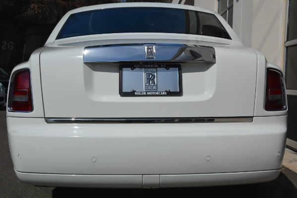 Used 2014 Rolls-Royce Phantom for sale Sold at Alfa Romeo of Greenwich in Greenwich CT 06830 8