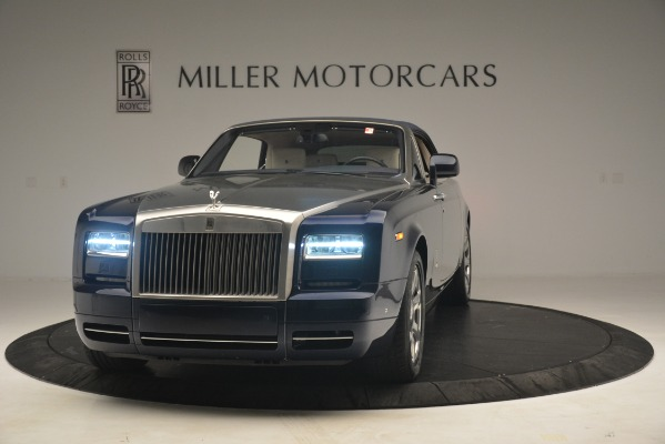 Used 2013 Rolls-Royce Phantom Drophead Coupe for sale Sold at Alfa Romeo of Greenwich in Greenwich CT 06830 16