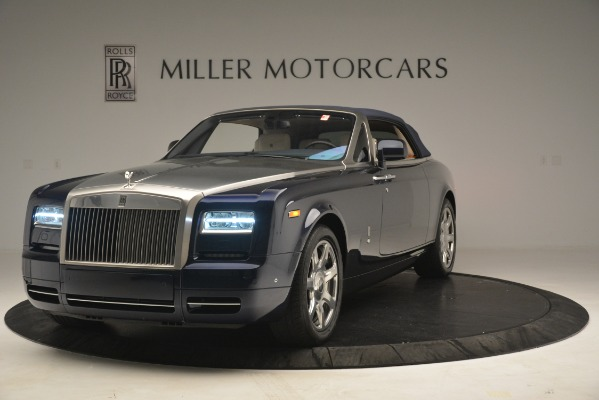 Used 2013 Rolls-Royce Phantom Drophead Coupe for sale Sold at Alfa Romeo of Greenwich in Greenwich CT 06830 17