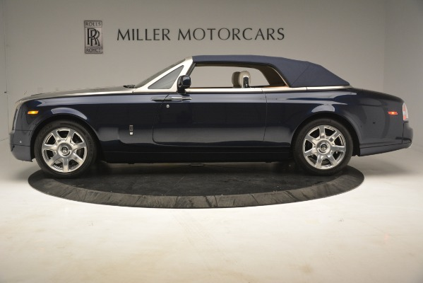 Used 2013 Rolls-Royce Phantom Drophead Coupe for sale Sold at Alfa Romeo of Greenwich in Greenwich CT 06830 18