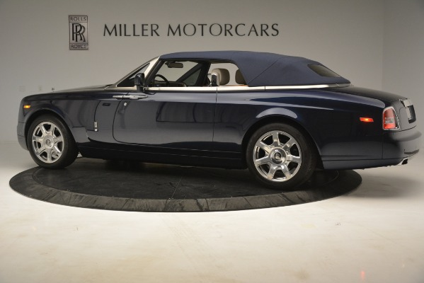 Used 2013 Rolls-Royce Phantom Drophead Coupe for sale Sold at Alfa Romeo of Greenwich in Greenwich CT 06830 19