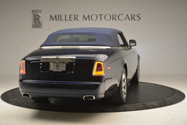 Used 2013 Rolls-Royce Phantom Drophead Coupe for sale Sold at Alfa Romeo of Greenwich in Greenwich CT 06830 23