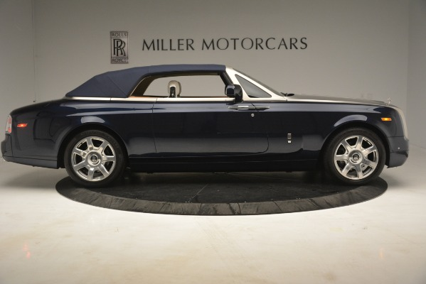 Used 2013 Rolls-Royce Phantom Drophead Coupe for sale Sold at Alfa Romeo of Greenwich in Greenwich CT 06830 25