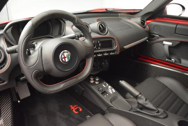 Used 2015 Alfa Romeo 4C for sale Sold at Alfa Romeo of Greenwich in Greenwich CT 06830 14