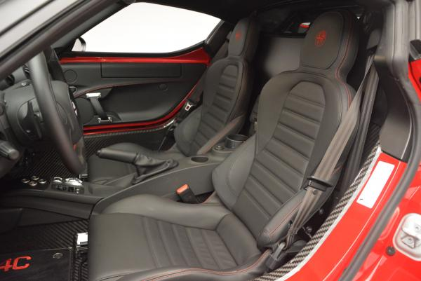 Used 2015 Alfa Romeo 4C for sale Sold at Alfa Romeo of Greenwich in Greenwich CT 06830 16