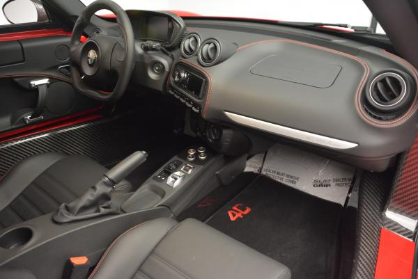 Used 2015 Alfa Romeo 4C for sale Sold at Alfa Romeo of Greenwich in Greenwich CT 06830 18