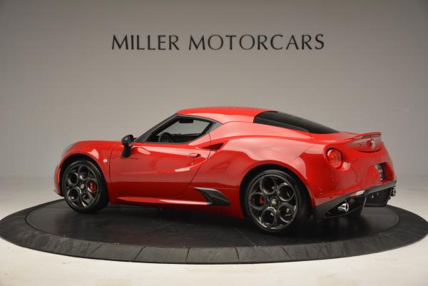 Used 2015 Alfa Romeo 4C for sale Sold at Alfa Romeo of Greenwich in Greenwich CT 06830 4