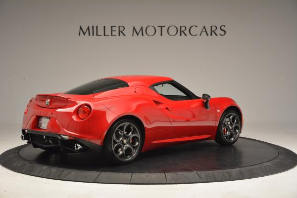 Used 2015 Alfa Romeo 4C for sale Sold at Alfa Romeo of Greenwich in Greenwich CT 06830 8