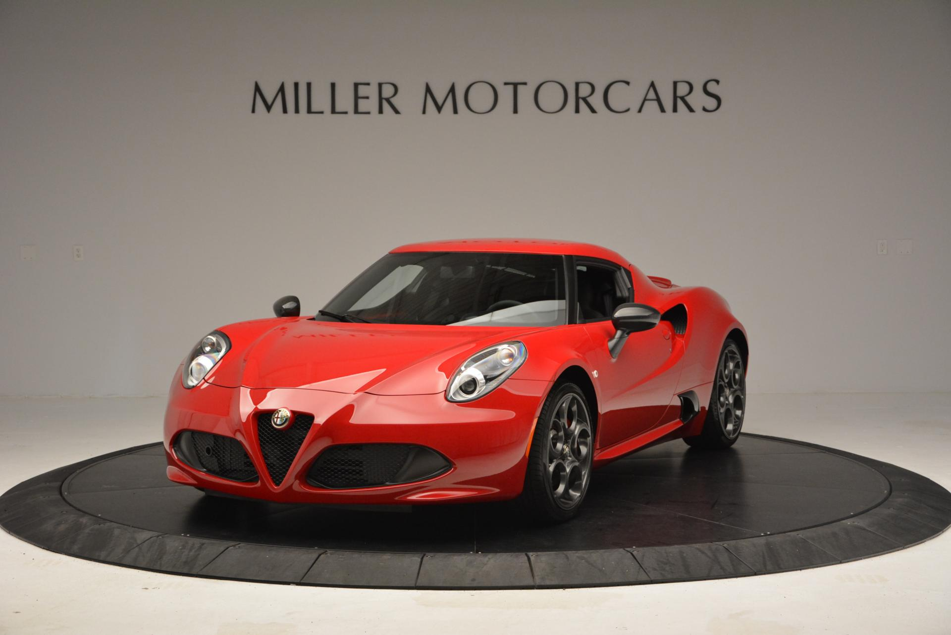 Used 2015 Alfa Romeo 4C for sale Sold at Alfa Romeo of Greenwich in Greenwich CT 06830 1