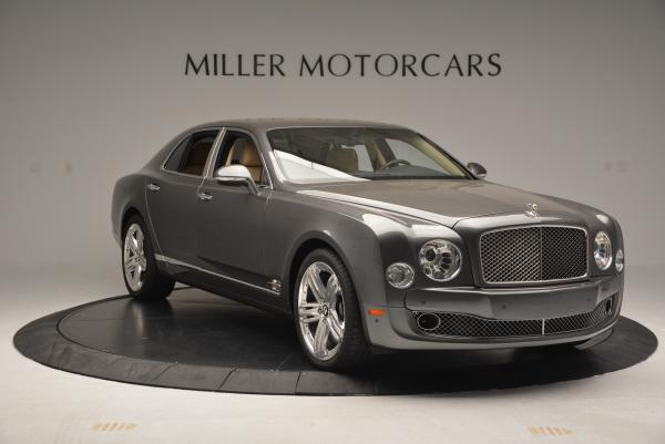 Used 2011 Bentley Mulsanne for sale Sold at Alfa Romeo of Greenwich in Greenwich CT 06830 11