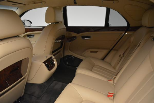 Used 2011 Bentley Mulsanne for sale Sold at Alfa Romeo of Greenwich in Greenwich CT 06830 20