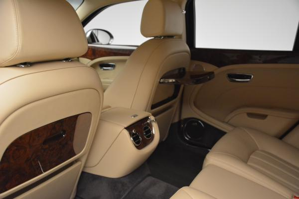 Used 2011 Bentley Mulsanne for sale Sold at Alfa Romeo of Greenwich in Greenwich CT 06830 21