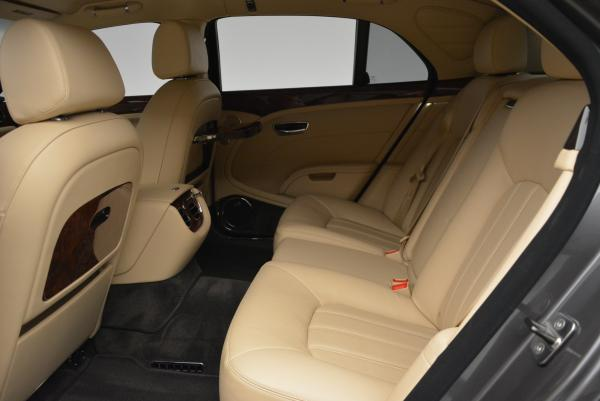 Used 2011 Bentley Mulsanne for sale Sold at Alfa Romeo of Greenwich in Greenwich CT 06830 22