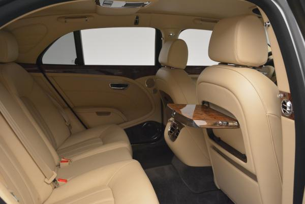 Used 2011 Bentley Mulsanne for sale Sold at Alfa Romeo of Greenwich in Greenwich CT 06830 26
