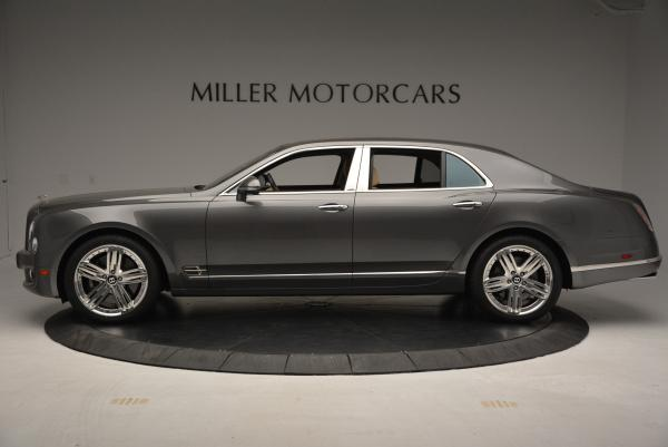 Used 2011 Bentley Mulsanne for sale Sold at Alfa Romeo of Greenwich in Greenwich CT 06830 3