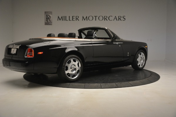 Used 2008 Rolls-Royce Phantom Drophead Coupe for sale Sold at Alfa Romeo of Greenwich in Greenwich CT 06830 12