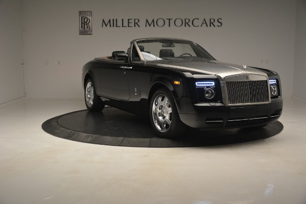 Used 2008 Rolls-Royce Phantom Drophead Coupe for sale Sold at Alfa Romeo of Greenwich in Greenwich CT 06830 16