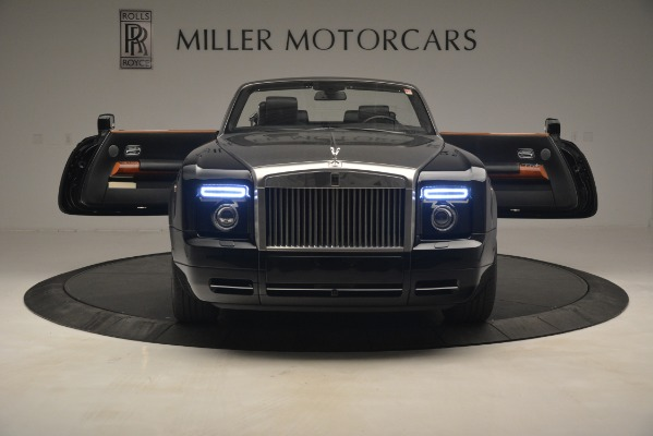 Used 2008 Rolls-Royce Phantom Drophead Coupe for sale Sold at Alfa Romeo of Greenwich in Greenwich CT 06830 17