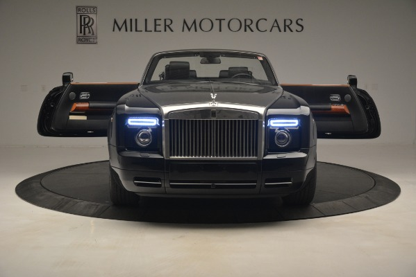 Used 2008 Rolls-Royce Phantom Drophead Coupe for sale Sold at Alfa Romeo of Greenwich in Greenwich CT 06830 18