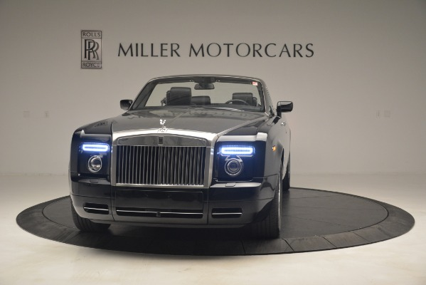Used 2008 Rolls-Royce Phantom Drophead Coupe for sale Sold at Alfa Romeo of Greenwich in Greenwich CT 06830 2