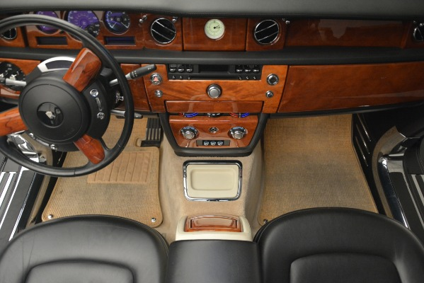 Used 2008 Rolls-Royce Phantom Drophead Coupe for sale Sold at Alfa Romeo of Greenwich in Greenwich CT 06830 23