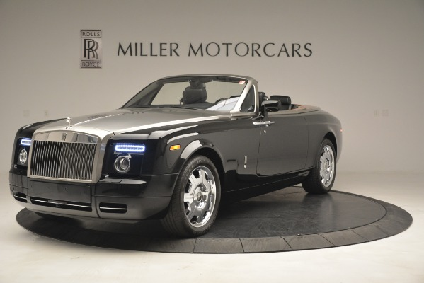 Used 2008 Rolls-Royce Phantom Drophead Coupe for sale Sold at Alfa Romeo of Greenwich in Greenwich CT 06830 3