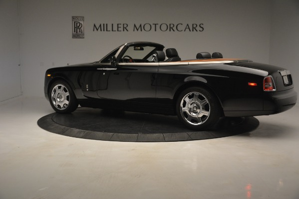 Used 2008 Rolls-Royce Phantom Drophead Coupe for sale Sold at Alfa Romeo of Greenwich in Greenwich CT 06830 6
