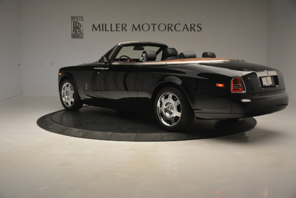 Used 2008 Rolls-Royce Phantom Drophead Coupe for sale Sold at Alfa Romeo of Greenwich in Greenwich CT 06830 7