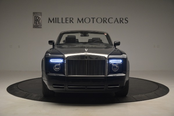Used 2008 Rolls-Royce Phantom Drophead Coupe for sale Sold at Alfa Romeo of Greenwich in Greenwich CT 06830 8