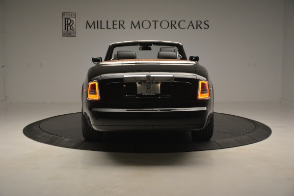 Used 2008 Rolls-Royce Phantom Drophead Coupe for sale Sold at Alfa Romeo of Greenwich in Greenwich CT 06830 9