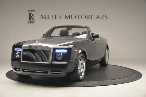 Used 2008 Rolls-Royce Phantom Drophead Coupe for sale Sold at Alfa Romeo of Greenwich in Greenwich CT 06830 1