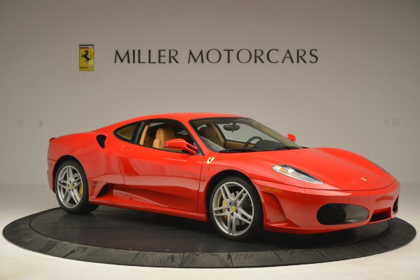 Used 2006 Ferrari F430 for sale Sold at Alfa Romeo of Greenwich in Greenwich CT 06830 10