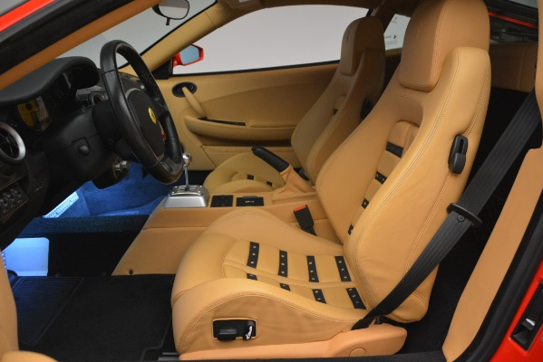 Used 2006 Ferrari F430 for sale Sold at Alfa Romeo of Greenwich in Greenwich CT 06830 14