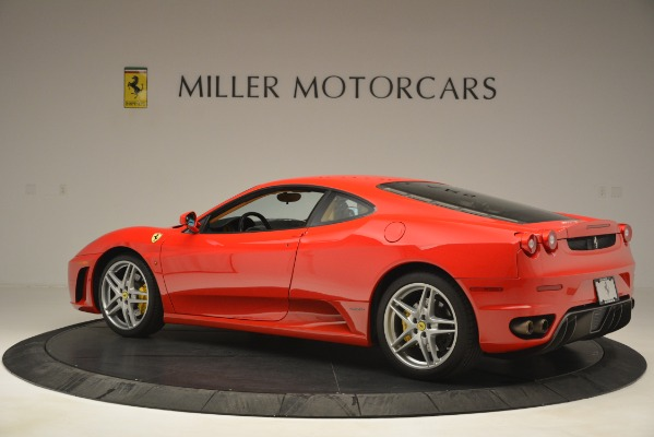Used 2006 Ferrari F430 for sale Sold at Alfa Romeo of Greenwich in Greenwich CT 06830 4