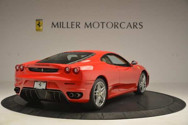 Used 2006 Ferrari F430 for sale Sold at Alfa Romeo of Greenwich in Greenwich CT 06830 7