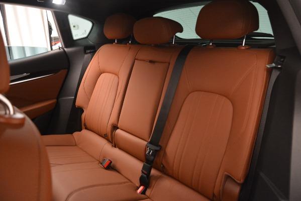 New 2019 Maserati Levante Q4 for sale $59,900 at Alfa Romeo of Greenwich in Greenwich CT 06830 17
