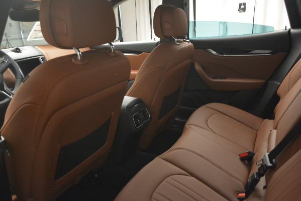 New 2019 Maserati Levante Q4 for sale $59,900 at Alfa Romeo of Greenwich in Greenwich CT 06830 18