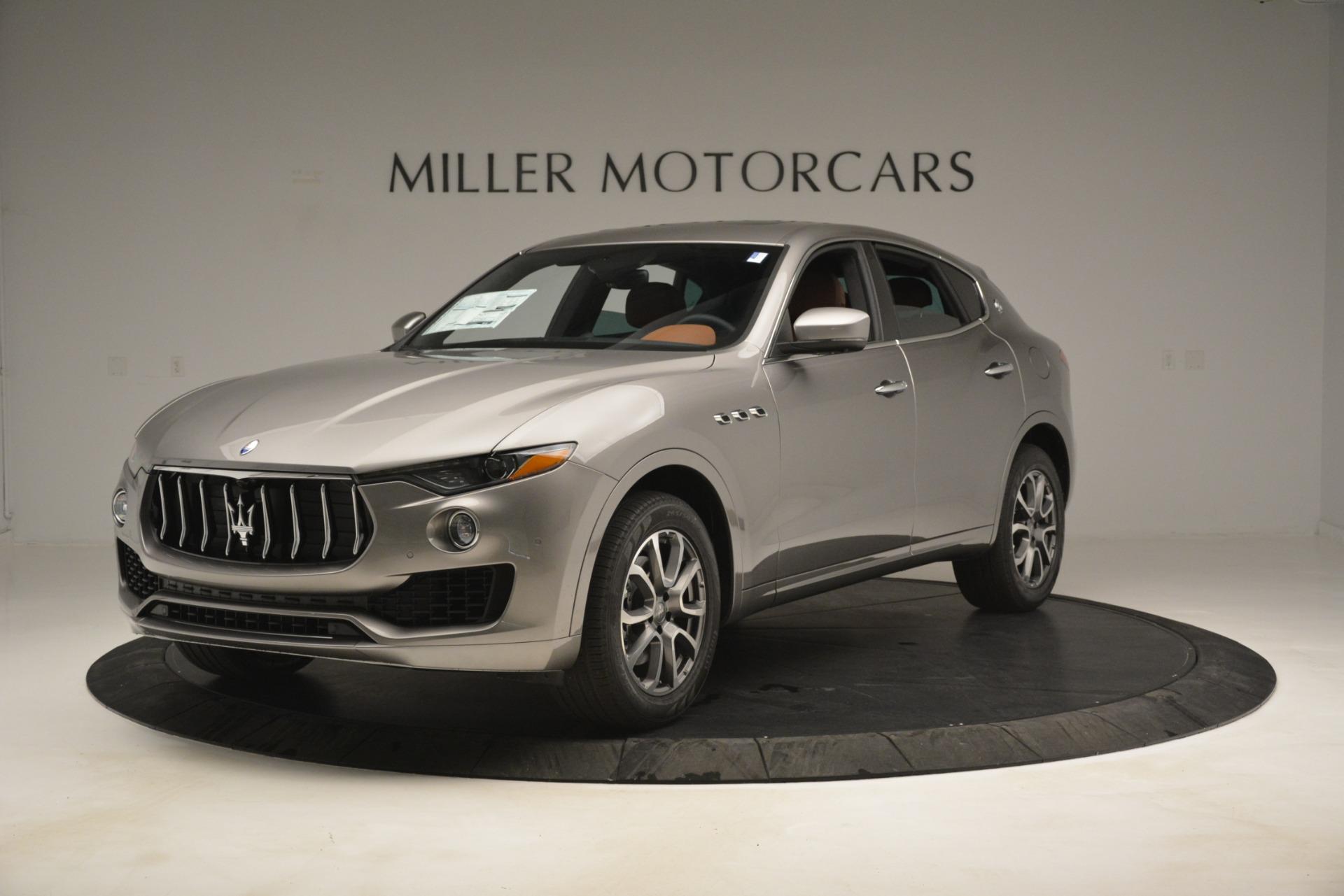 New 2019 Maserati Levante Q4 for sale $59,900 at Alfa Romeo of Greenwich in Greenwich CT 06830 1