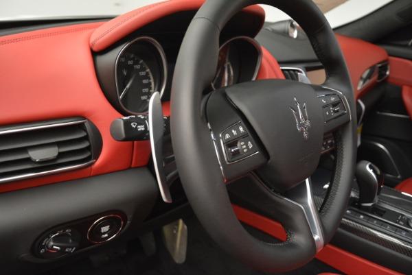 New 2019 Maserati Levante S Q4 GranLusso for sale Sold at Alfa Romeo of Greenwich in Greenwich CT 06830 16