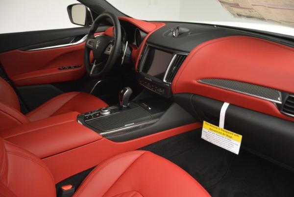 New 2019 Maserati Levante S Q4 GranLusso for sale Sold at Alfa Romeo of Greenwich in Greenwich CT 06830 20
