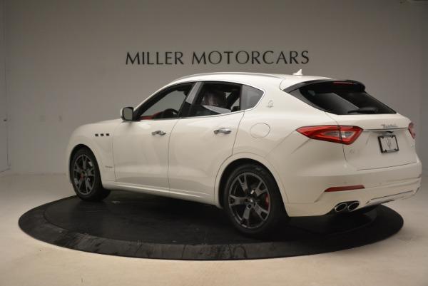 New 2019 Maserati Levante S Q4 GranLusso for sale Sold at Alfa Romeo of Greenwich in Greenwich CT 06830 5