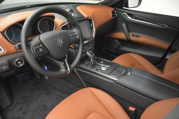 New 2019 Maserati Ghibli S Q4 for sale Sold at Alfa Romeo of Greenwich in Greenwich CT 06830 13