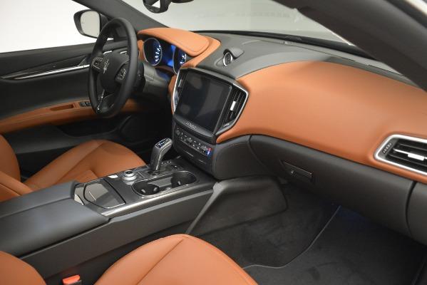 New 2019 Maserati Ghibli S Q4 for sale Sold at Alfa Romeo of Greenwich in Greenwich CT 06830 22