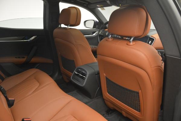 New 2019 Maserati Ghibli S Q4 for sale Sold at Alfa Romeo of Greenwich in Greenwich CT 06830 27