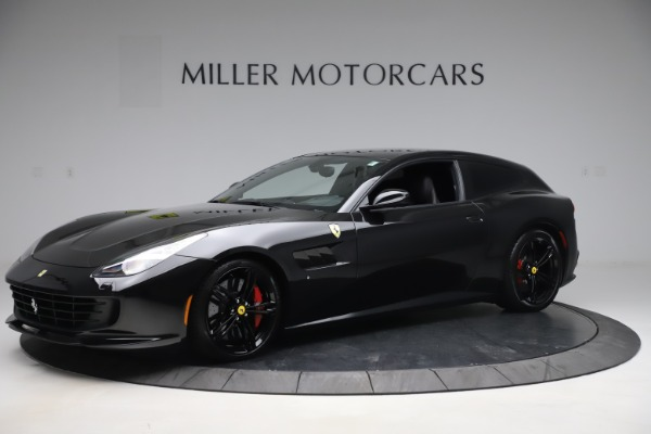 Used 2018 Ferrari GTC4Lusso for sale $209,900 at Alfa Romeo of Greenwich in Greenwich CT 06830 2