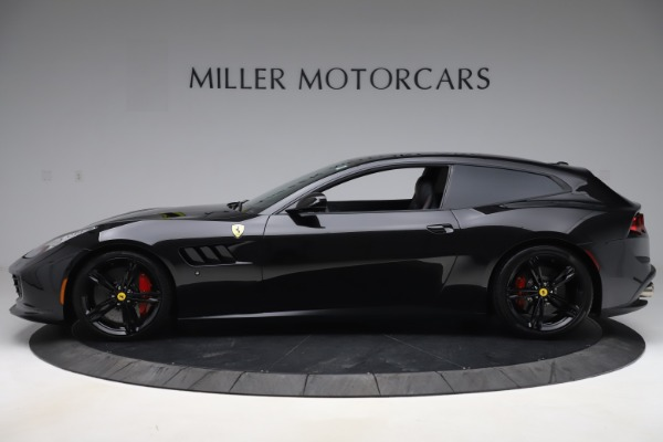 Used 2018 Ferrari GTC4Lusso for sale $209,900 at Alfa Romeo of Greenwich in Greenwich CT 06830 3