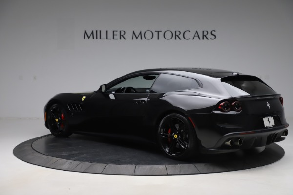 Used 2018 Ferrari GTC4Lusso for sale $209,900 at Alfa Romeo of Greenwich in Greenwich CT 06830 4